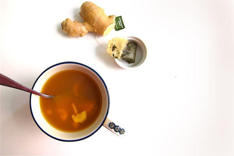 Green Tea Infused Cider