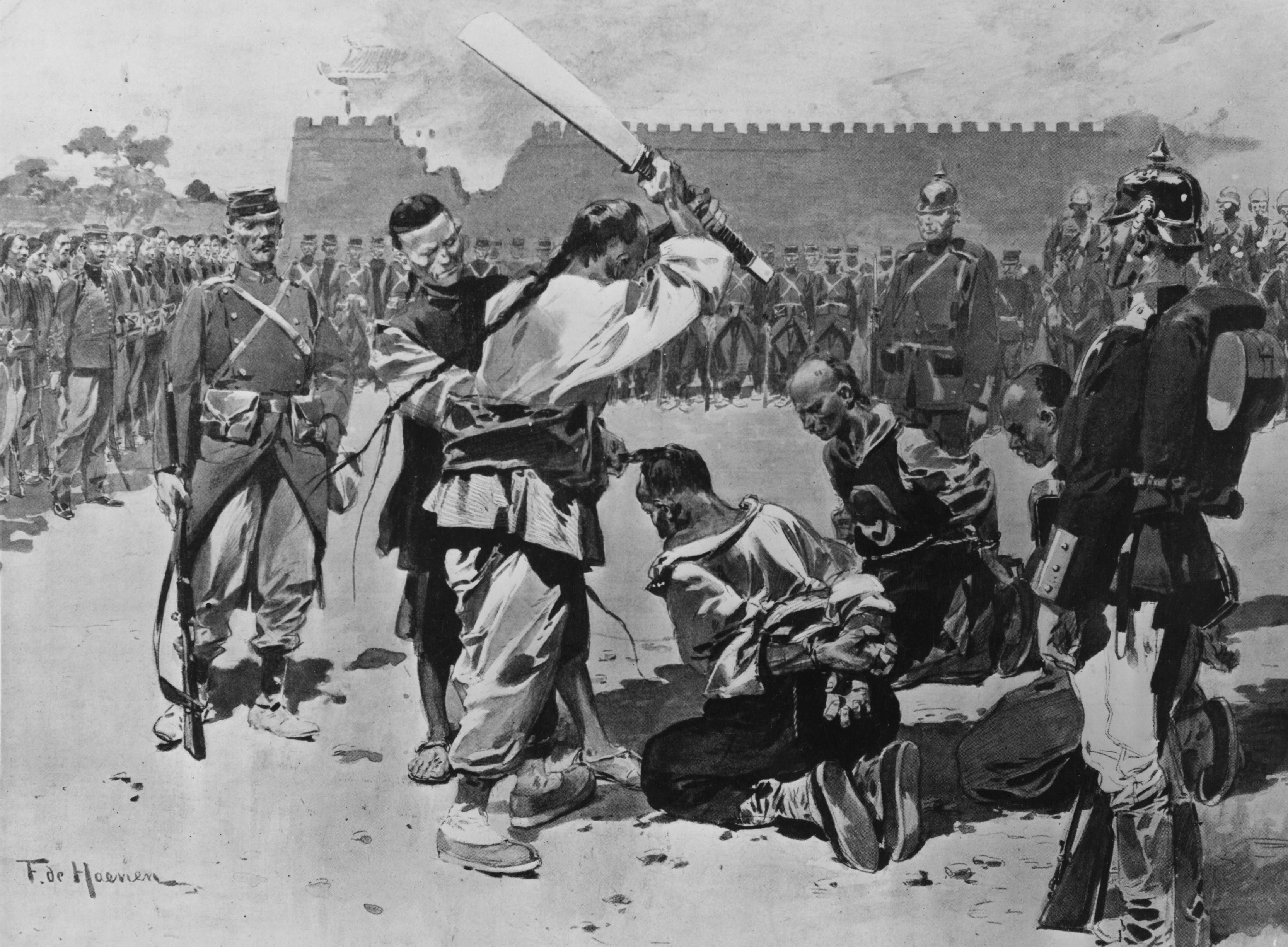 the boxer rebellion in china essay The boxer rebellion essay the boxer rebellion, also known as boxer a revolt was the key and the outcome of the boxer rebellion was disastrous for china.