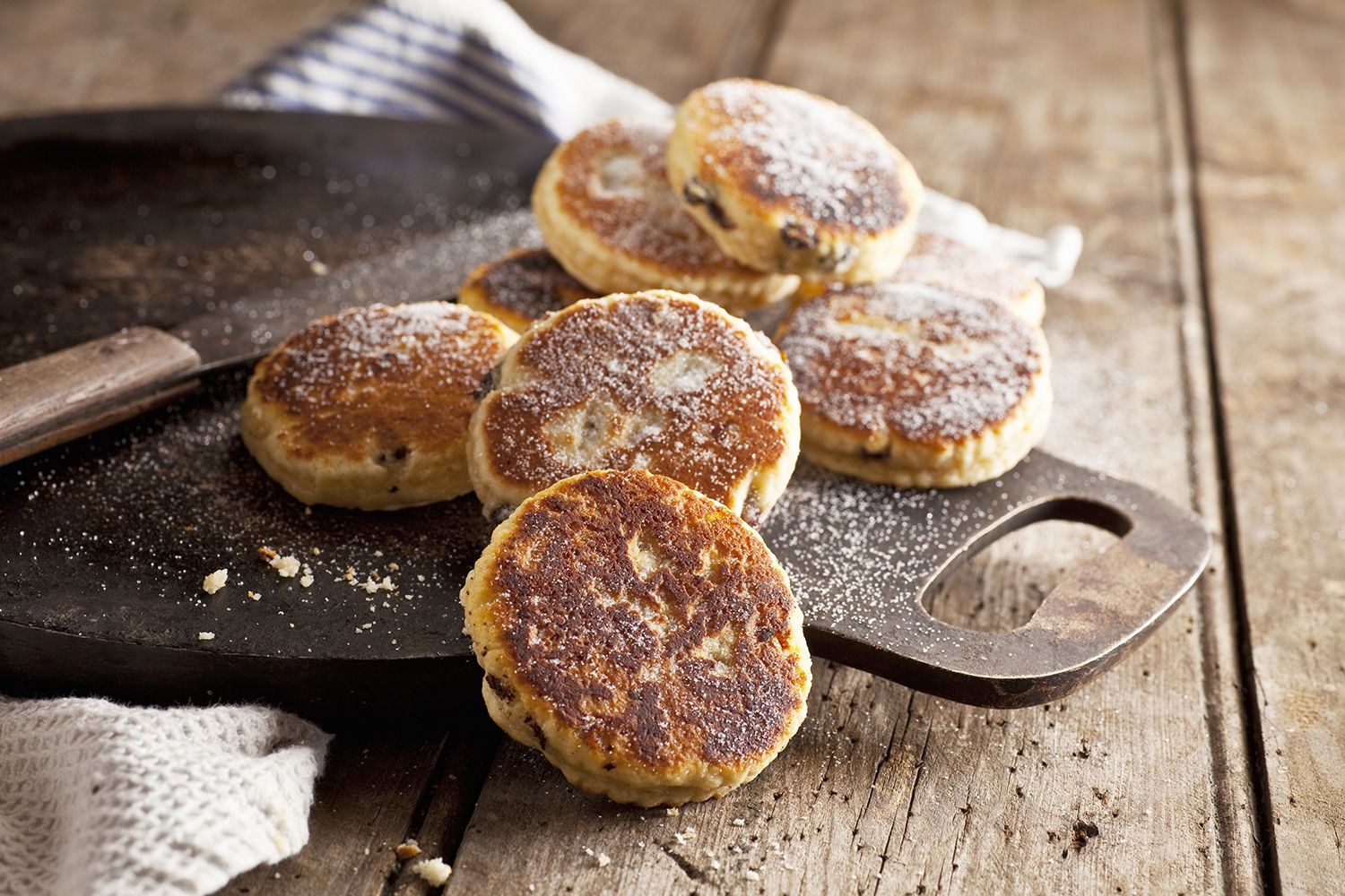 Welsh Tea Time Recipes Traditional Welsh Cakes