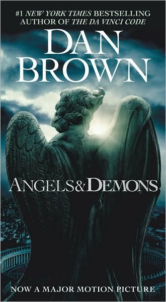 'Angels and Demons' by Dan Brown