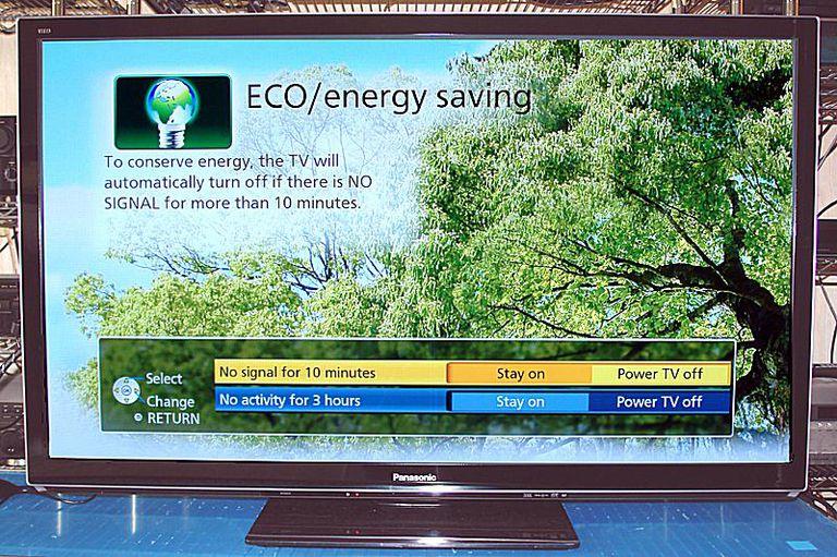 Panasonic TC-P50GT30 3D Network Plasma TV - Photo of Front View