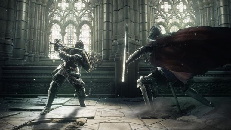 Dark Souls 3 screen