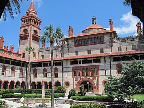 Flagler College - Ponce de Leon Hall
