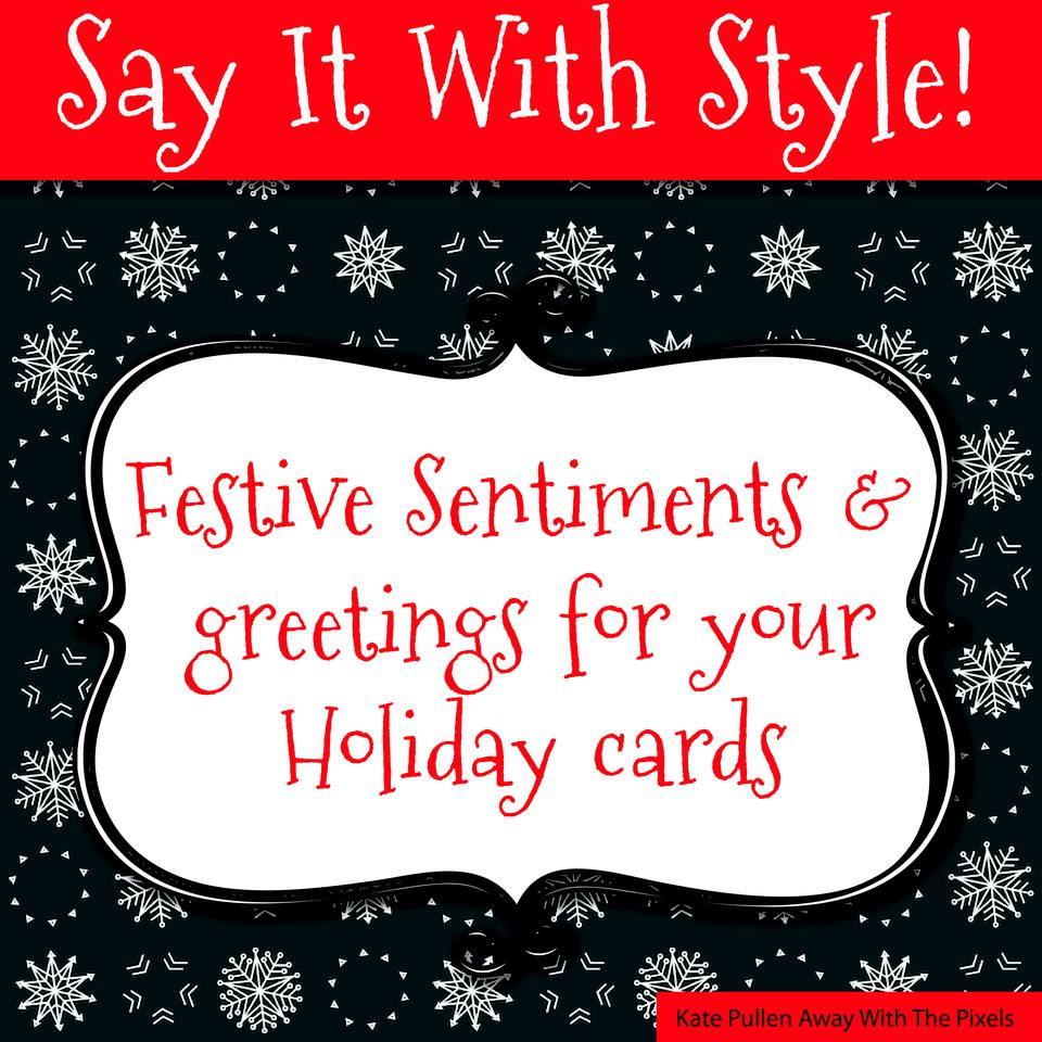 Sentiments and greetings for christmas cards m4hsunfo Image collections