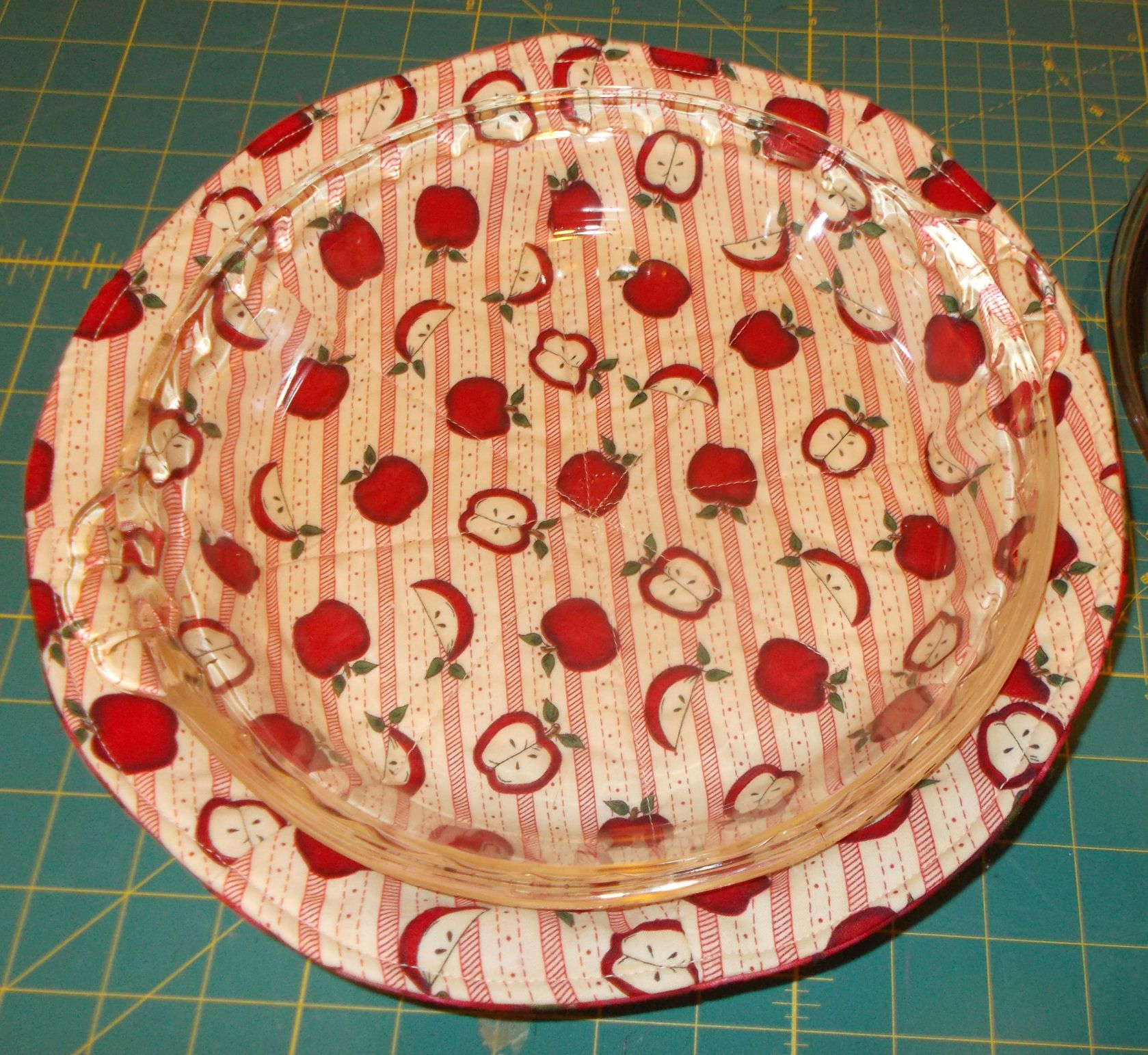 Bowl Pot Holder: Learn How To Sew Pot Holders In A Variety Of Shapes