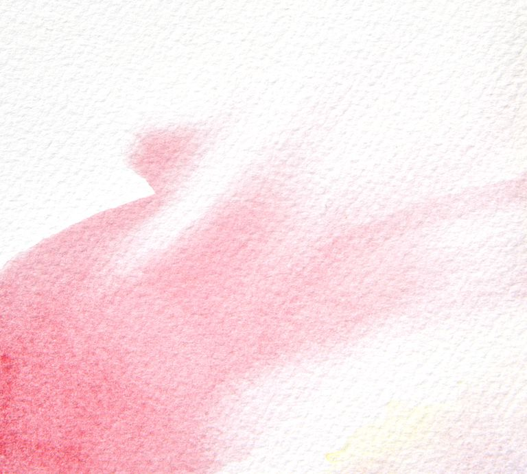 Shadow on white rough textured paper