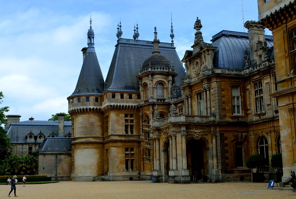 Hotels Near Waddesdon Manor