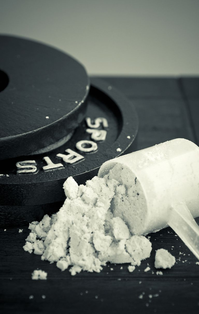 Whey Protein Found More Effective