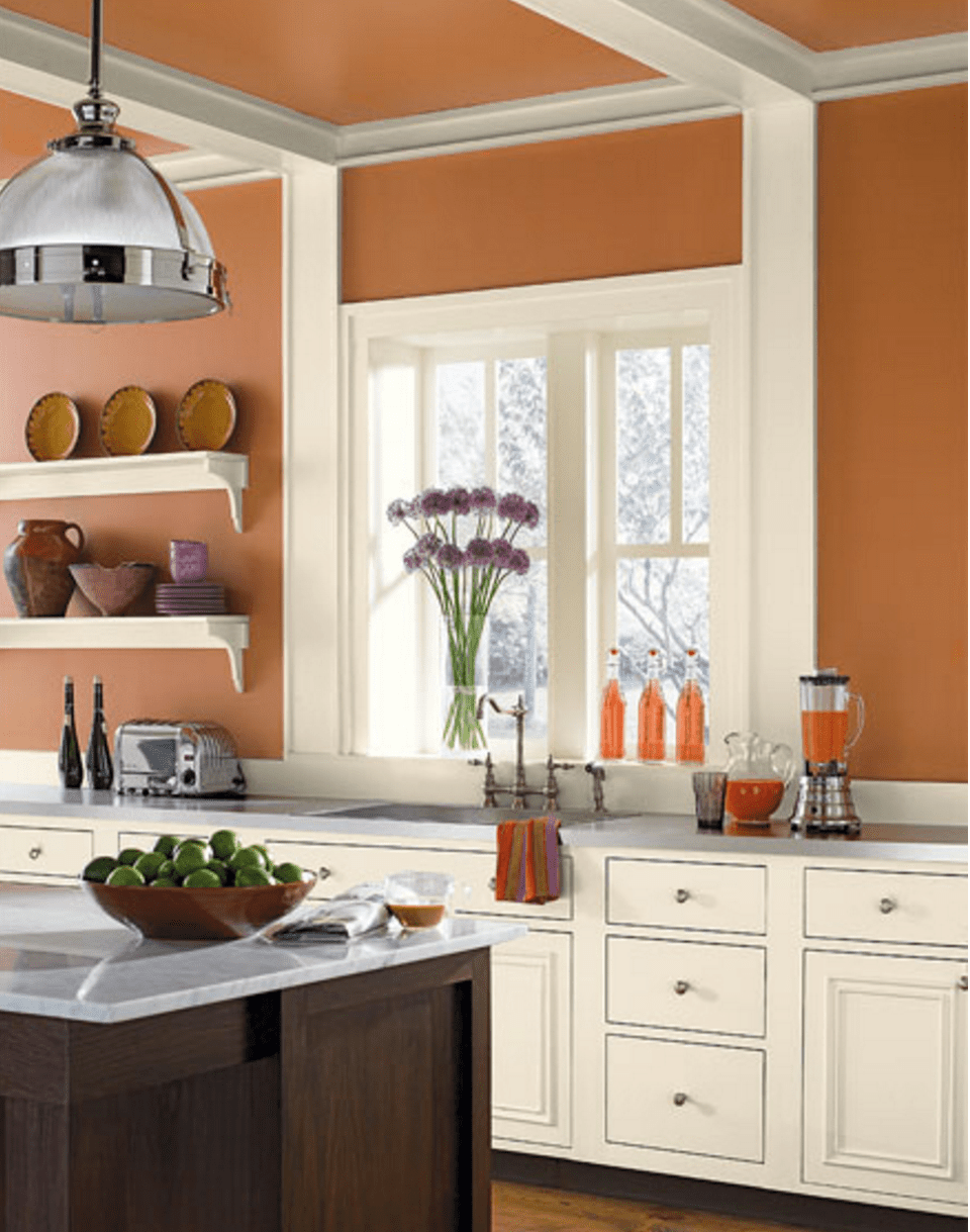 The best tuscan paint colors for your home - Tuscan colors for kitchen ...