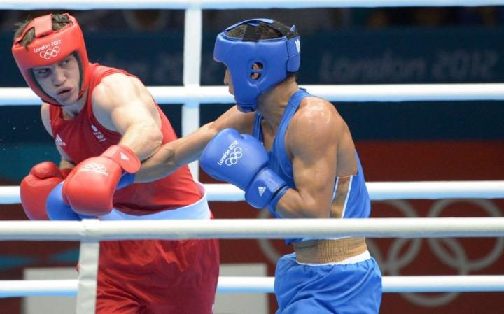 Professional Boxers in Olympics