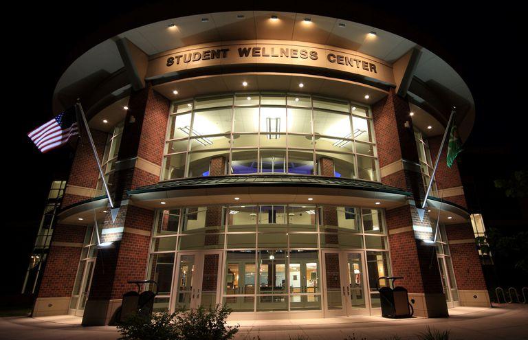 University of North Dakota Student Wellness Center