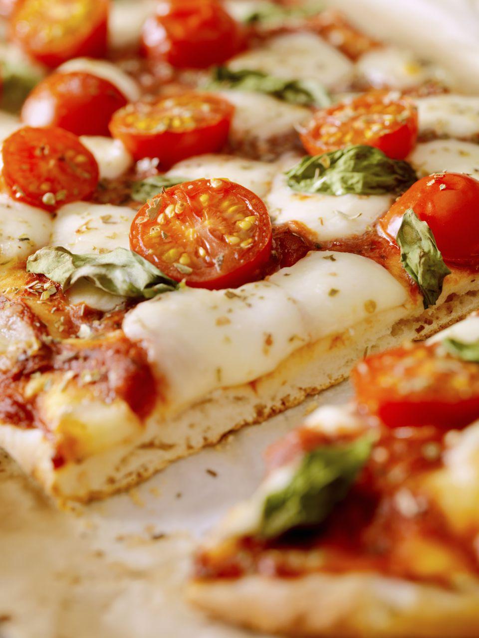Sicilian Style Square Pizza