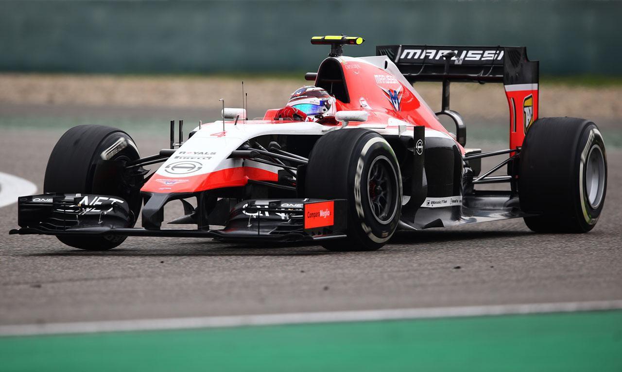 Formula 1 Motor Racing Lessons