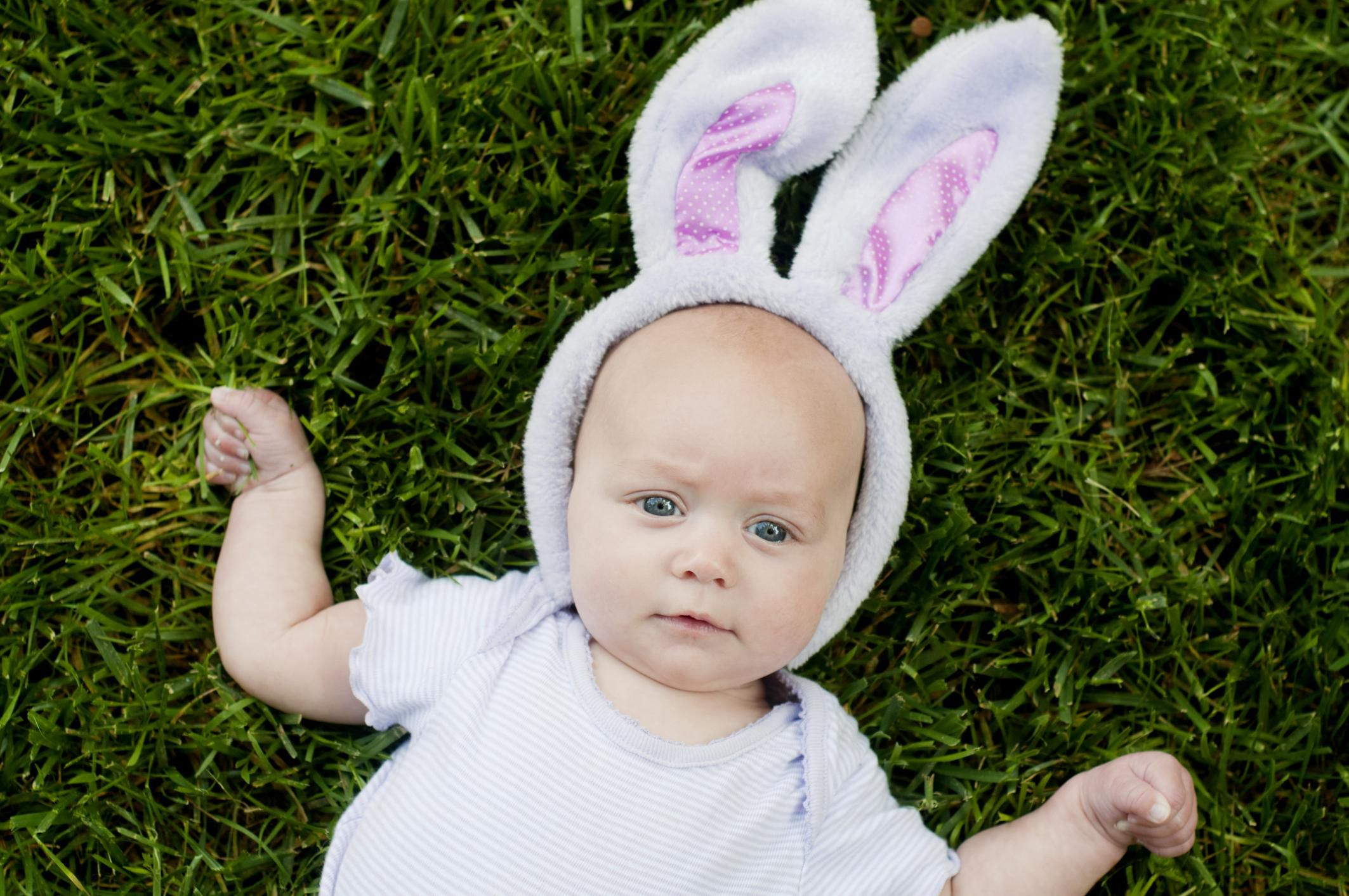 baby pictures tips for taking good easter portraits