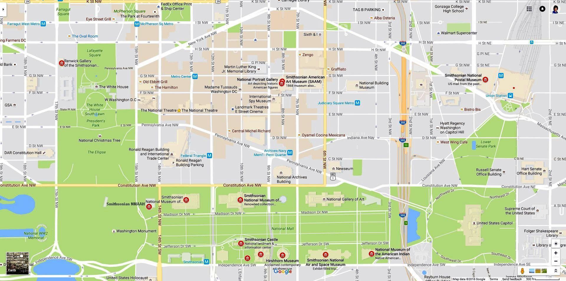 Hotels In Washington Dc Mall Area