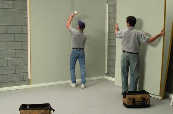 basement wall panels. Owens Corning Basement Finishing System An Introduction To Three Systems