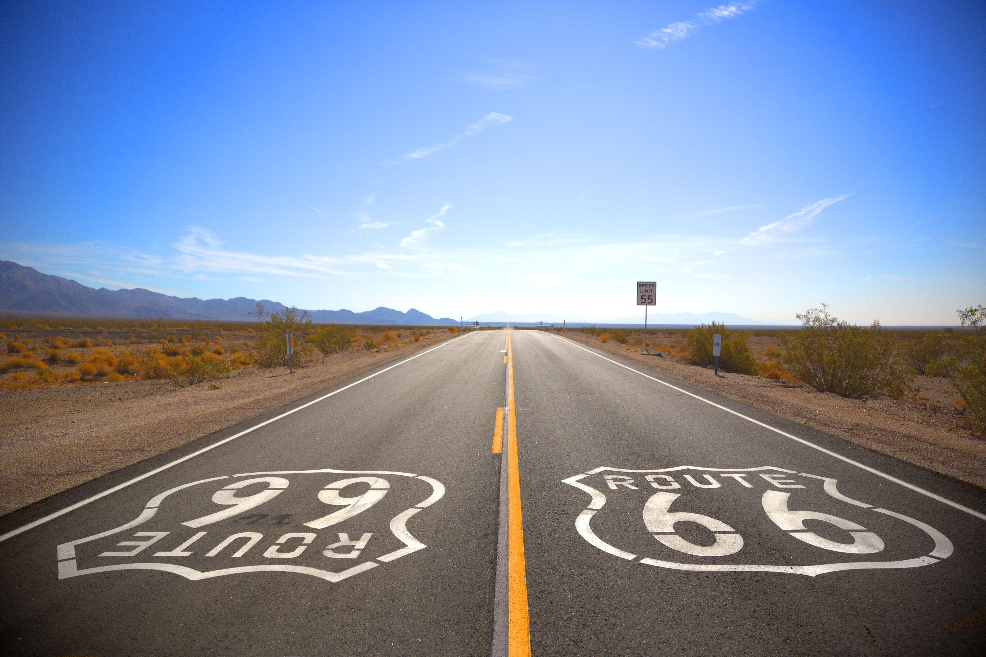 The Crew Route 66