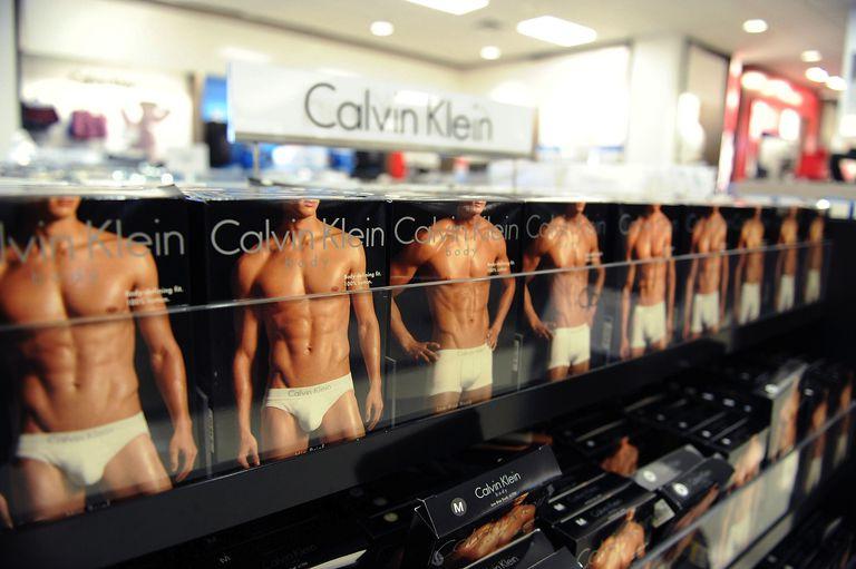 Calvin Klein Underwear Model Garrett Neff at Macy's