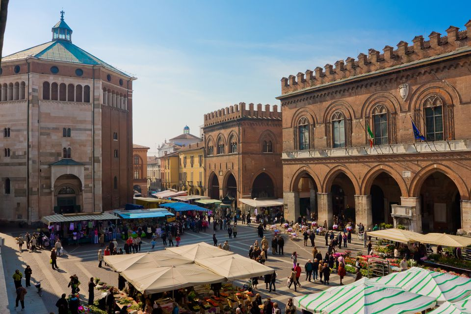 Cremona Italy Travel and Tourist Guide
