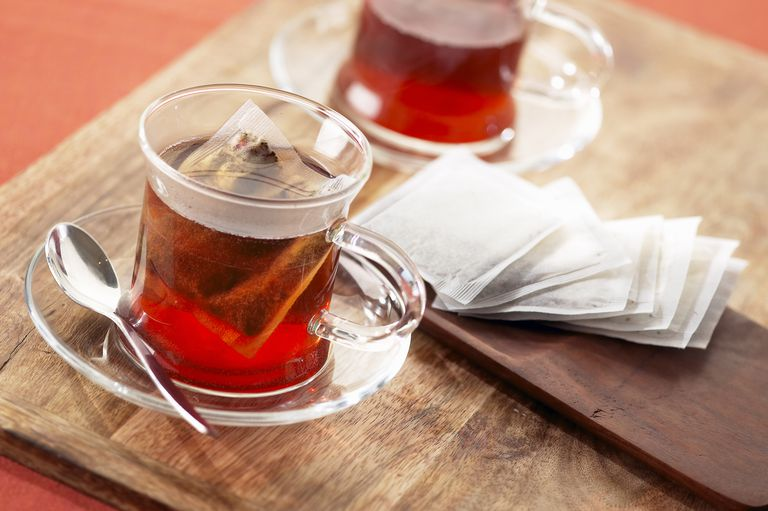 rooibos (red bush) tea