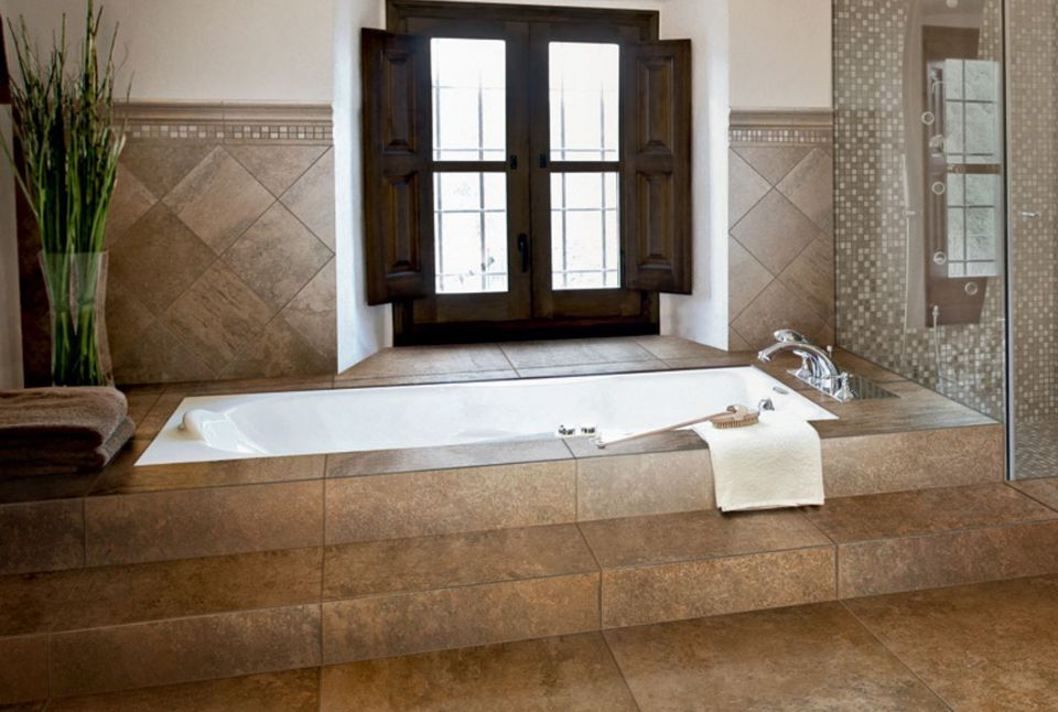 Bathroom Tiles Laying Design six best tile patterns for your floors