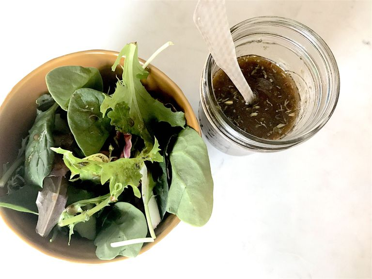 Easy Balsamic Vinaigrette