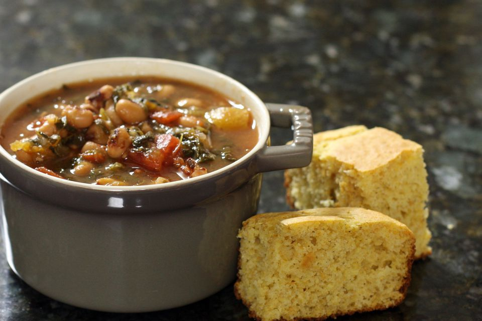 Black eyed peas and greens soup recipe black eyed peas and greens soup forumfinder Image collections