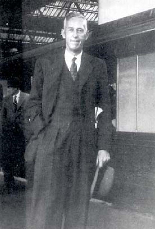 Bill W. as a Stockbroker