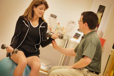 choosing the career option of occupational therapy Occupational therapy (ot) is a good career choice for people who are interested in helping people improve their quality of life occupational therapists work with people of all ages from children to the elderly.