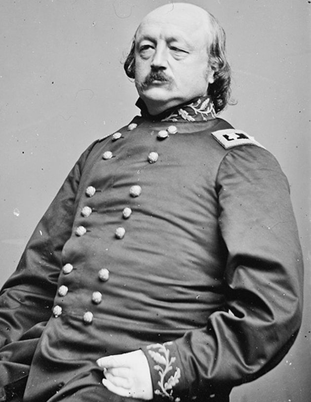Benjamin Butler, Union General