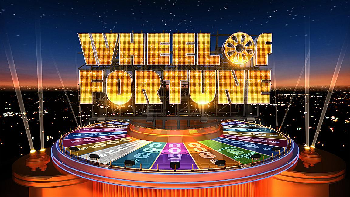 wheel of fortune glossary - common terms and phrases, Powerpoint templates