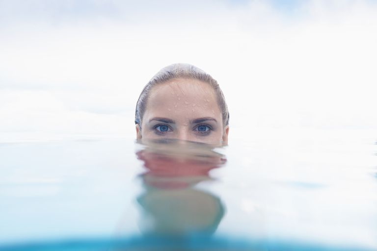 A Woman in Water