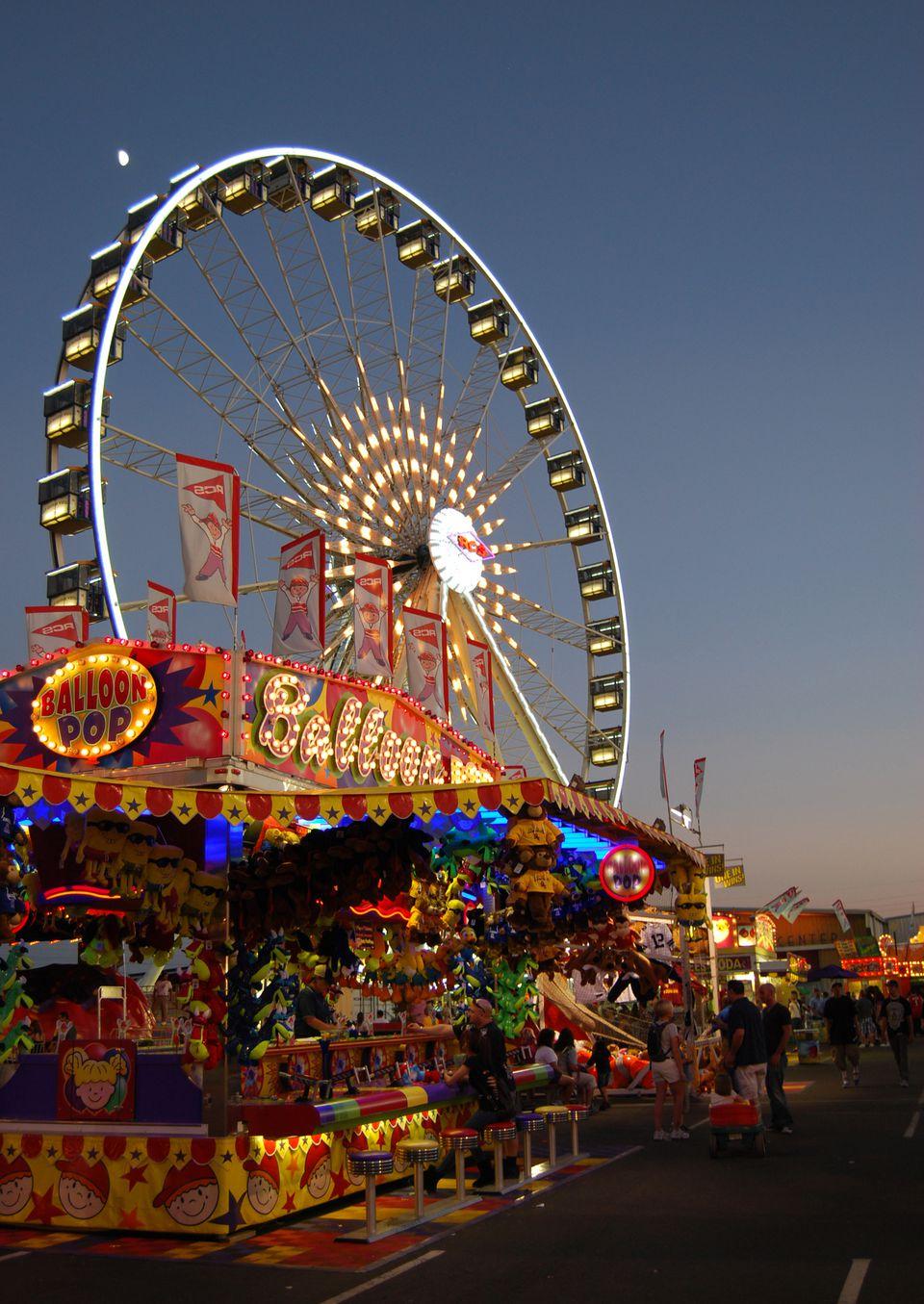 Arizona State Fair in Phoenix