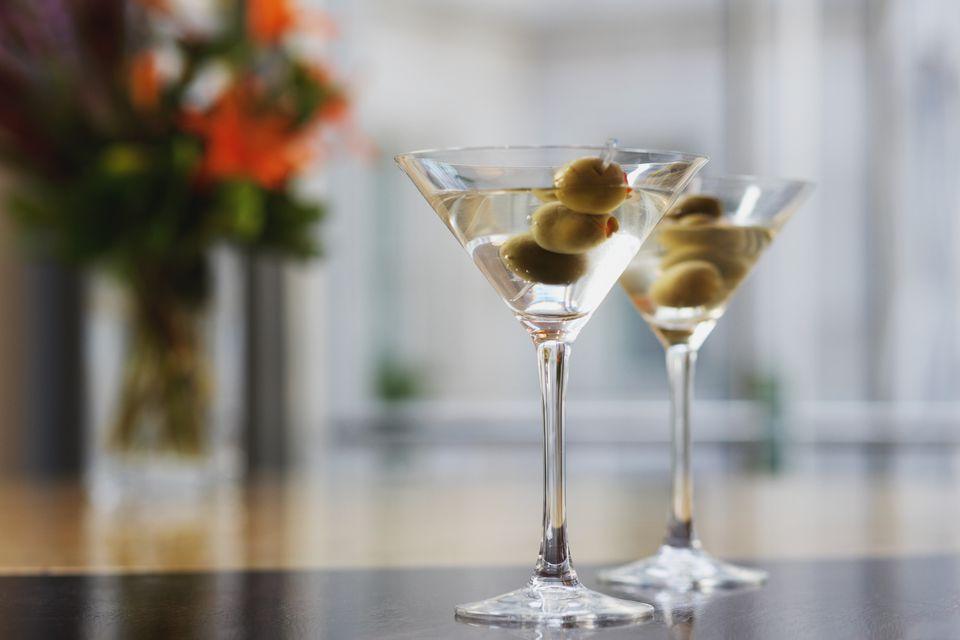 Paleo Martini