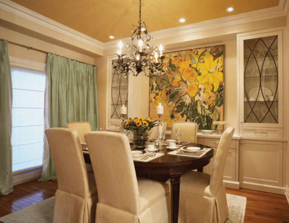 Simple Dining Room Color Ideas: Find Simple And Stylish Color Ideas For Your Home