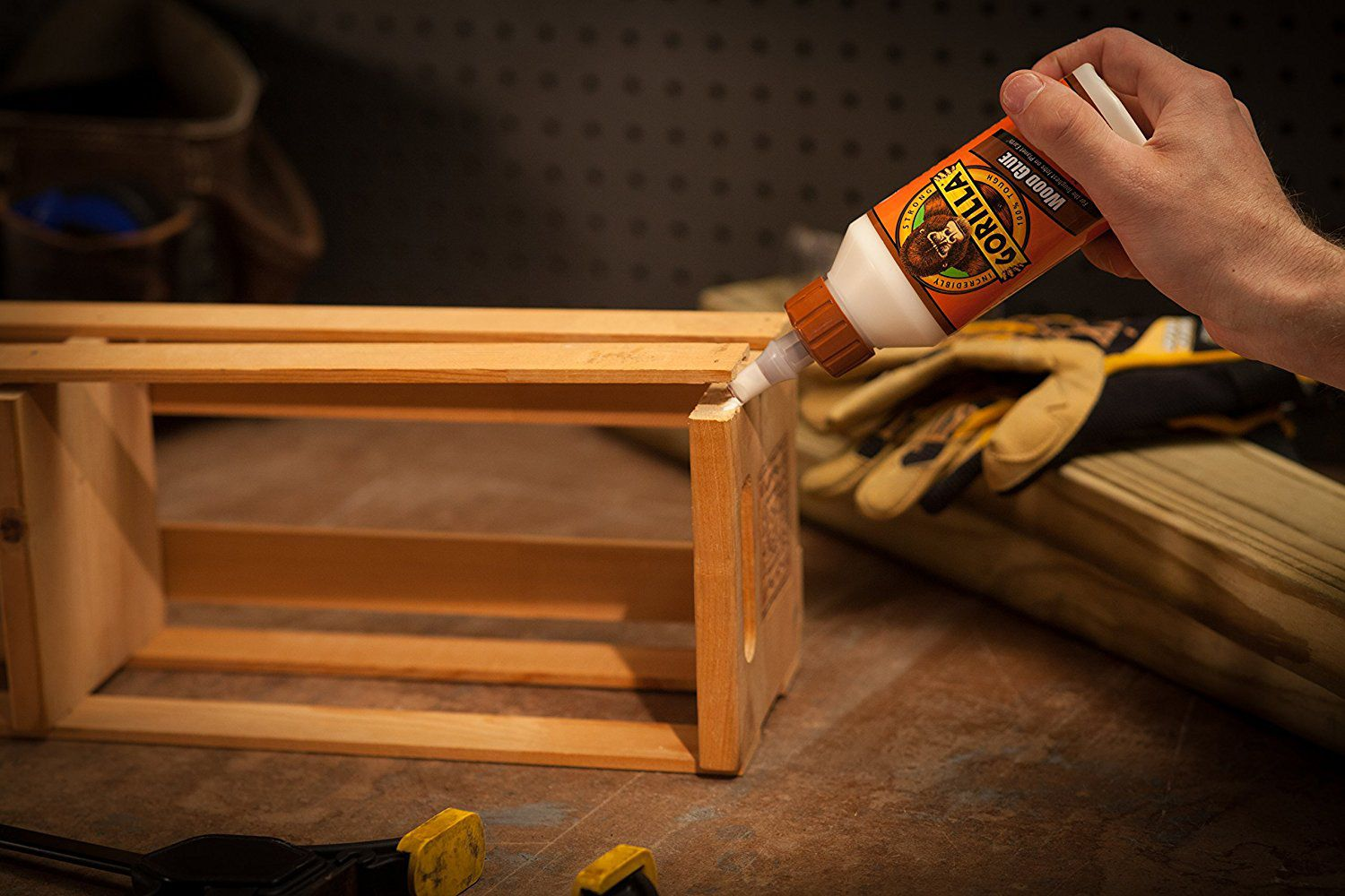 . Gorilla Wood Glue Woodworking Review