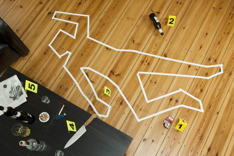 crime scene clean up specialists have a dirty job - Criminal Research Specialist
