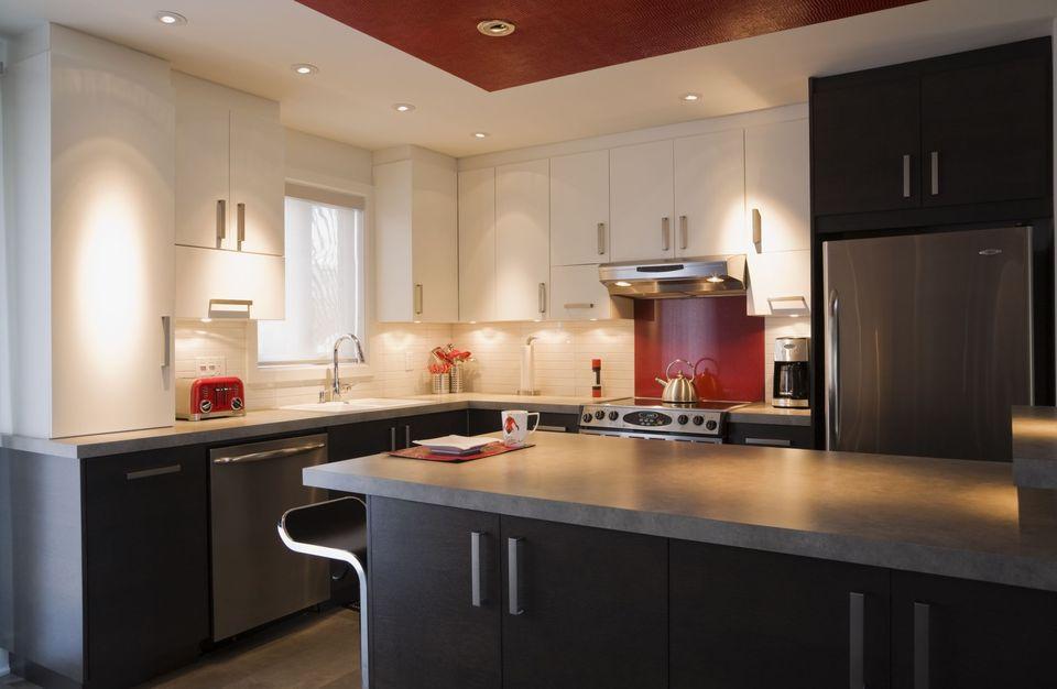 Design a Kitchen Electrical Wiring Plan