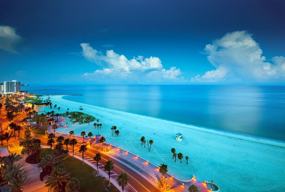 Beaches Around Florida City