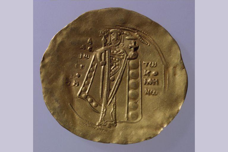 Hyperpyron of Alexios I Komnenos