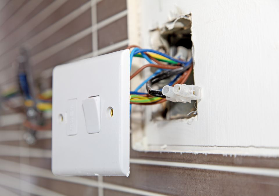 How To Install an Electrical Box in an Existing Wall