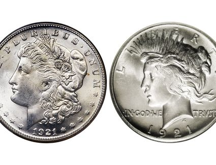 How To Collect Peace Silver Dollars
