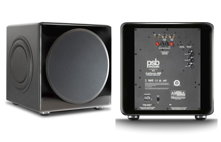 PSB SubSeries 450 Powered Subwoofer