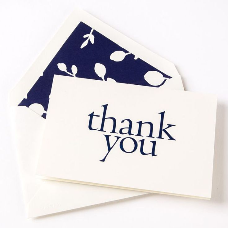 Correct way to address an envelope how to write an unforgettable thank you letter ccuart Image collections