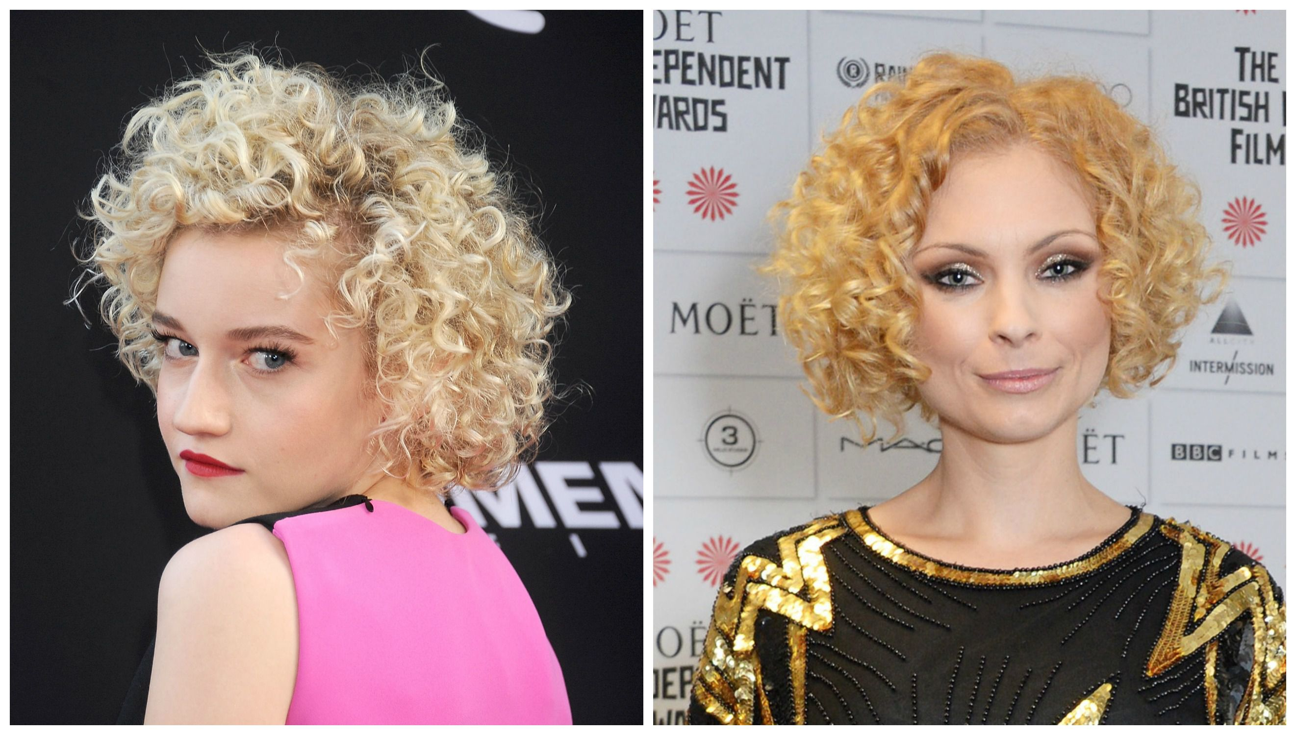 40 awesome short haircuts for curly hair sloe - 40 Awesome Short Haircuts For Curly Hair Sloe 38