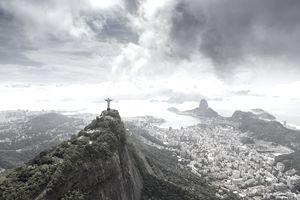 Rio de Janeiro Brazil in South America