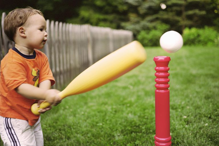 Balls for children - preschool t-ball