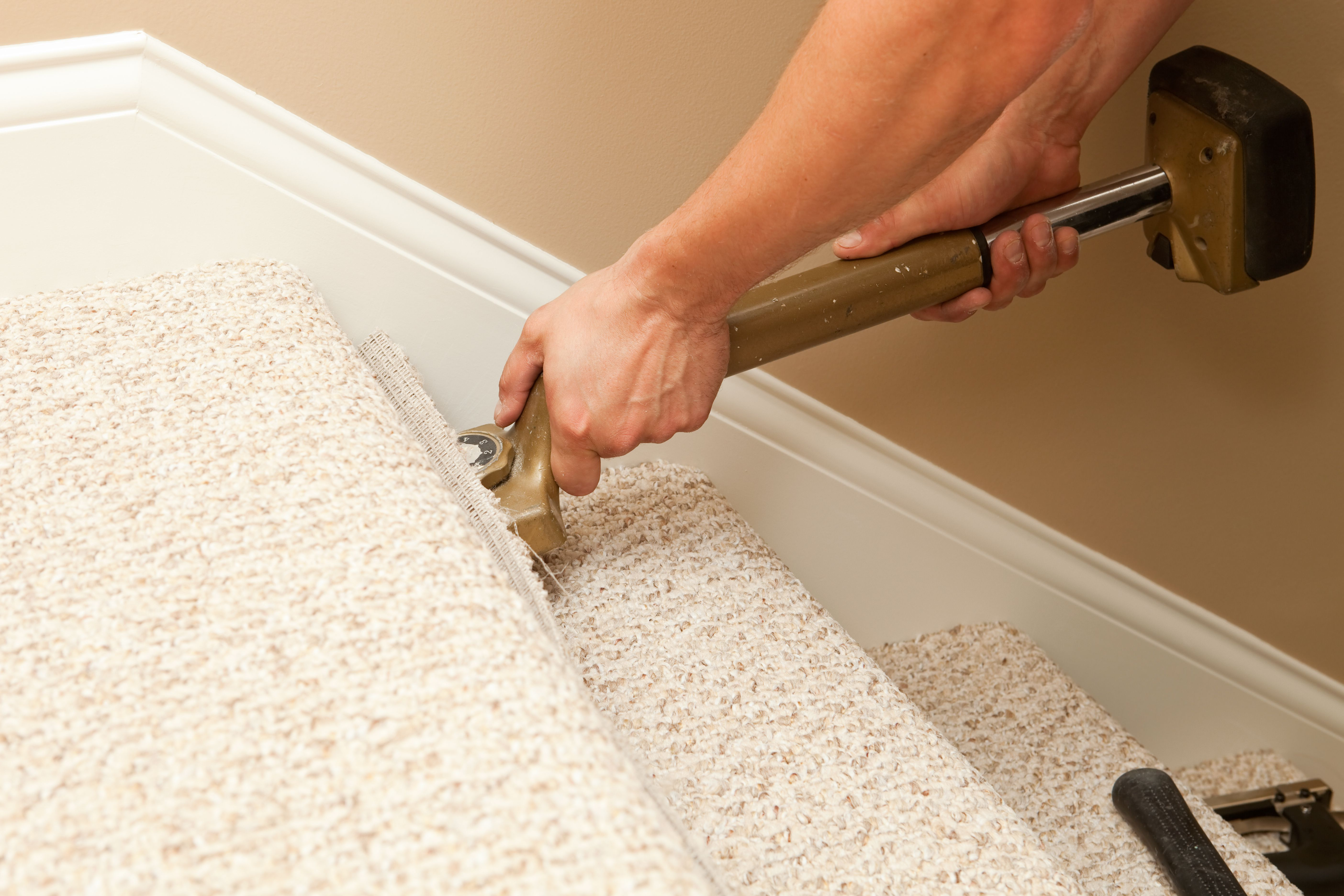 How To Install Carpet On Stairs Like A Pro