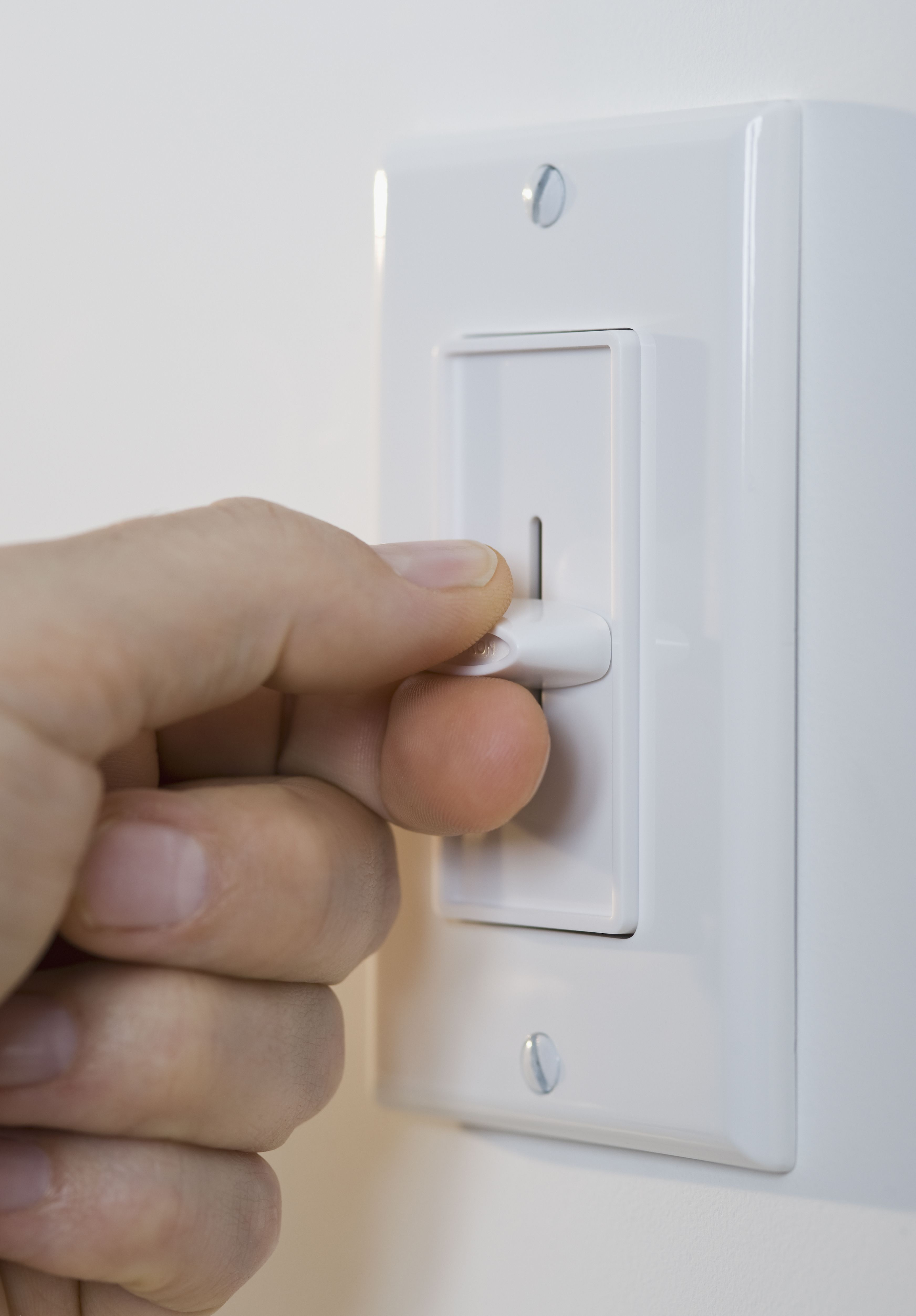 How to repair an electrical wall switch how to fix a hot or buzzing dimmer switch amipublicfo Image collections