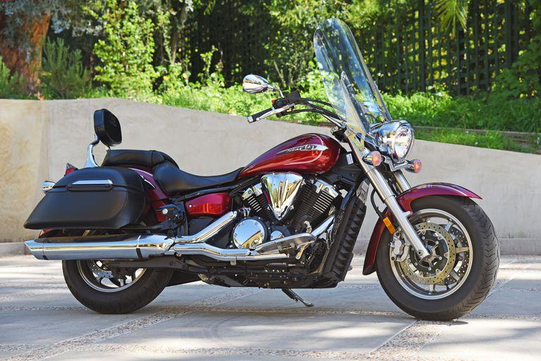 2016 Star Motorcycles V-Star 1300 Tourer